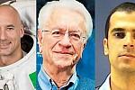 Τρεις εξερευνητές του Διαστήματος στο Ίδρυμα Ευγενίδου (skai.gr)