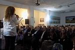 Στην εκδήλωση προς τιμή του Ηλία Αθανασάκη ο Κ. Φωτάκης