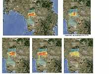 Μέσω δορυφορικών δεδομένων το ΕΑΑ παρακολουθεί τις πυρκαγιές στον ελλαδικό χώρο σε πραγματικό χρόνο