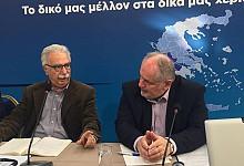 Κ. Φωτάκης: Με διεθνή εμβέλεια και απήχηση οι επιδόσεις της Δυτικής Ελλάδας στην Έρευνα και Καινοτομία
