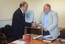 Προοπτικές συνεργασίας του ΕΛΙΔΕΚ με το αντίστοιχο κινεζικό ίδρυμα NSFC