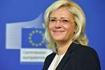 Συνάντηση της Επιτρόπου της ΕΕ κ. Corina CREŢU με τον Αν. Υπουργό κ. Φωτάκη