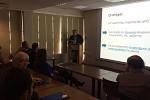 Tην πολιτική για την Έρευνα παρουσίασε στους εργαζόμενους των ερευνητικών Κέντρων ο Αν. ΥΠΠΕΘ Κ.Φωτάκης