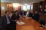 Συνάντηση ΑΝΥΠ Κ.Φωτάκη με βουλευτές Έβρου και Θεσπρωτίας