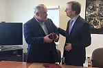 Κ.Φωτάκης και Τ.Ράχελ υπέγραψαν για επιπλέον 18 εκ. ευρώ  χρηματοδότησης  ερευνητικής συνεργασίας