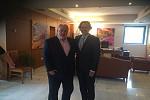 Τον ΑΝΥΠ Έρευνας & Καινοτομίας κ. Κ. Φωτάκη επισκέφτηκε ο Γερμανός Πρέσβης κ. Jens Plötner